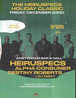 Heiruspecs Holiday Classic