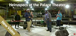 Heiruspecs at the Palace Theater